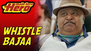 Scene From Main Tera Hero | Whistle Bajaa