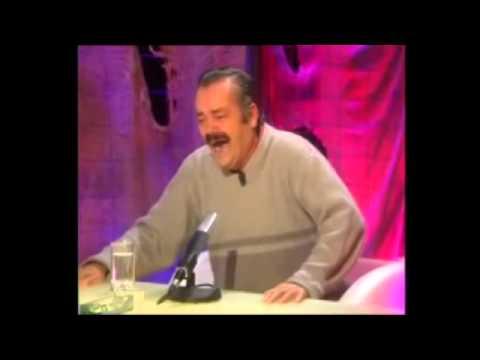 المذيع الاسبانى الفيديو الاصلى بدون ترجمه لمن يريد عمل ترجمات عليه HD