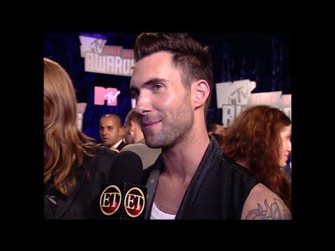 Adam Levine's Super Bowl Debut! When We First Met the Singing Superstar (Exclusive) Mp3