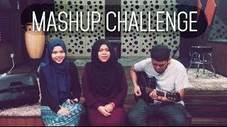 HANI&ZUE (feat. Eday) - The Mashup Challenge
