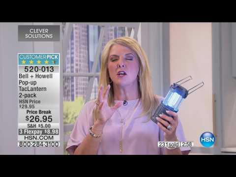 HSN   Clever Solutions 03.21.2017 - 06 PM