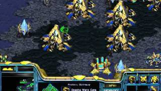 Starcraft Brood War Enslavers: Dark Vengeance Episode 2 - Hung Jury (2/3)