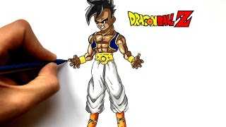 DESSIN OOB - DRAGON BALL Z