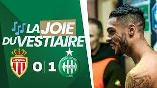 VIDEO: Monaco 0-1 ASSE : la joie du vestiaire