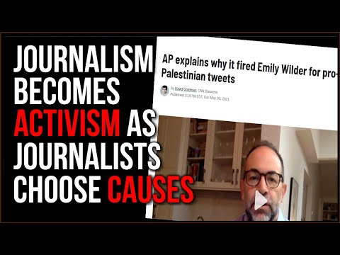 Journalism Is Becoming ACTIVISM As AP Fires Leftist Reporter And Andy Ngo Is Attacked