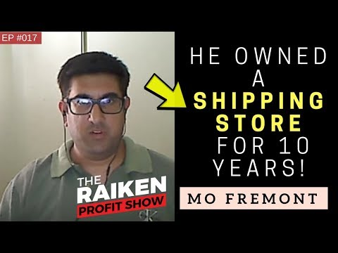 From Owning A Retail Shipping Store To Selling  On Ebay With Mo Fremont