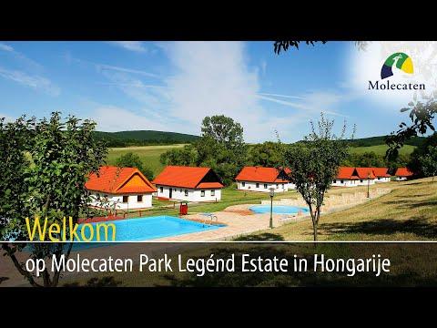 Molecaten Park Legénd Estate, nabij Boedapest, Hongarije