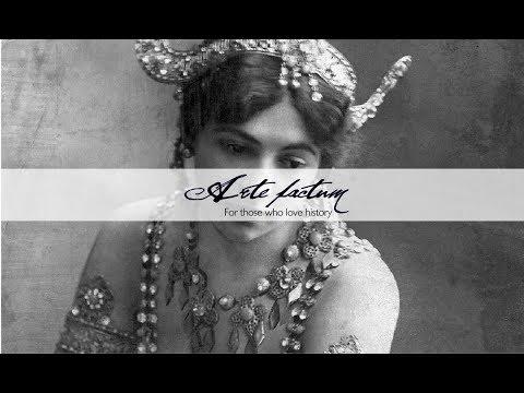 Mata Hari double agent or dancer and mistress