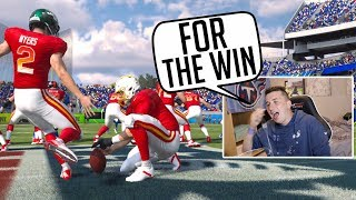 Everyone says he is the best madden youtuber, so I called him out!