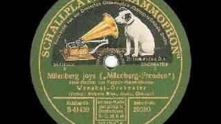 German Hot Dance 1926: Wenskat Orchester: MILENBERG JOYS