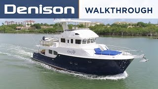 Nordhavn 60 Expedition Yacht [Walkthrough]
