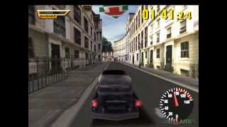The Italian Job - Gameplay PSX / PS1 / PS One / HD 720P (Epsxe)