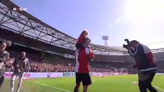 Interview met Elia en Vilhena na winst Feyenoord VS Heracles (3-1)