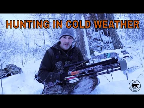 Dressing For Late Season Cold Weather Deer Hunting