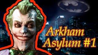 видео Batman Arkham City Прохождение Часть 1