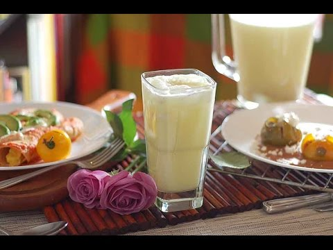 Agua de coco y pina para adelgazar