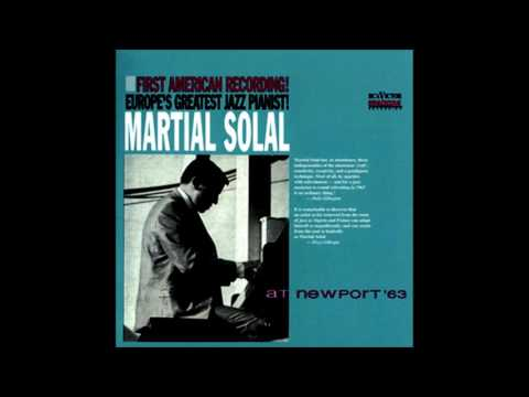 """MARTIAL SOLAL ' What is This Thing Called Love ? """" ( LIVE )"""