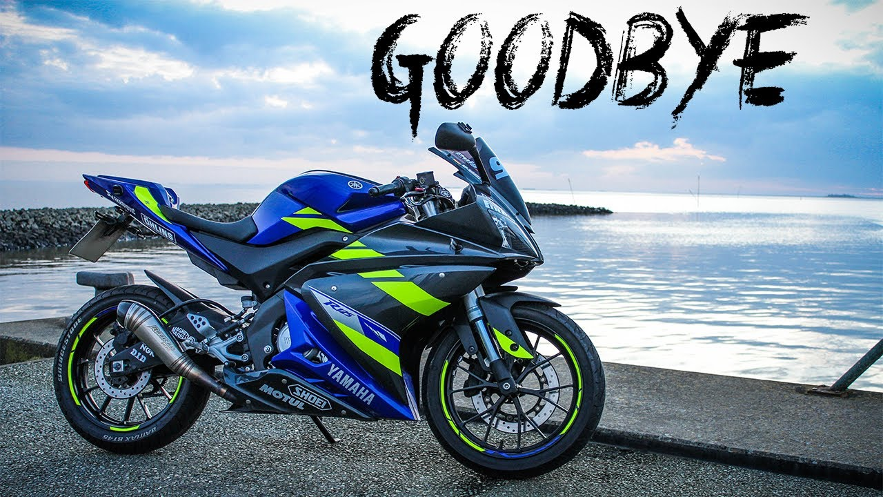 goodbye 125cc the last video yamaha yzf r125 hd. Black Bedroom Furniture Sets. Home Design Ideas