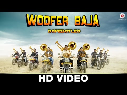 Woofer Baja - Official Music Video | Dope Boy Leo thumbnail