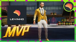Levinho MVP Because Of THIS | PUBG MOBILE