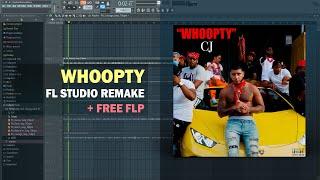 CJ - Whoopty (Instrumental) + Free FLP Remake