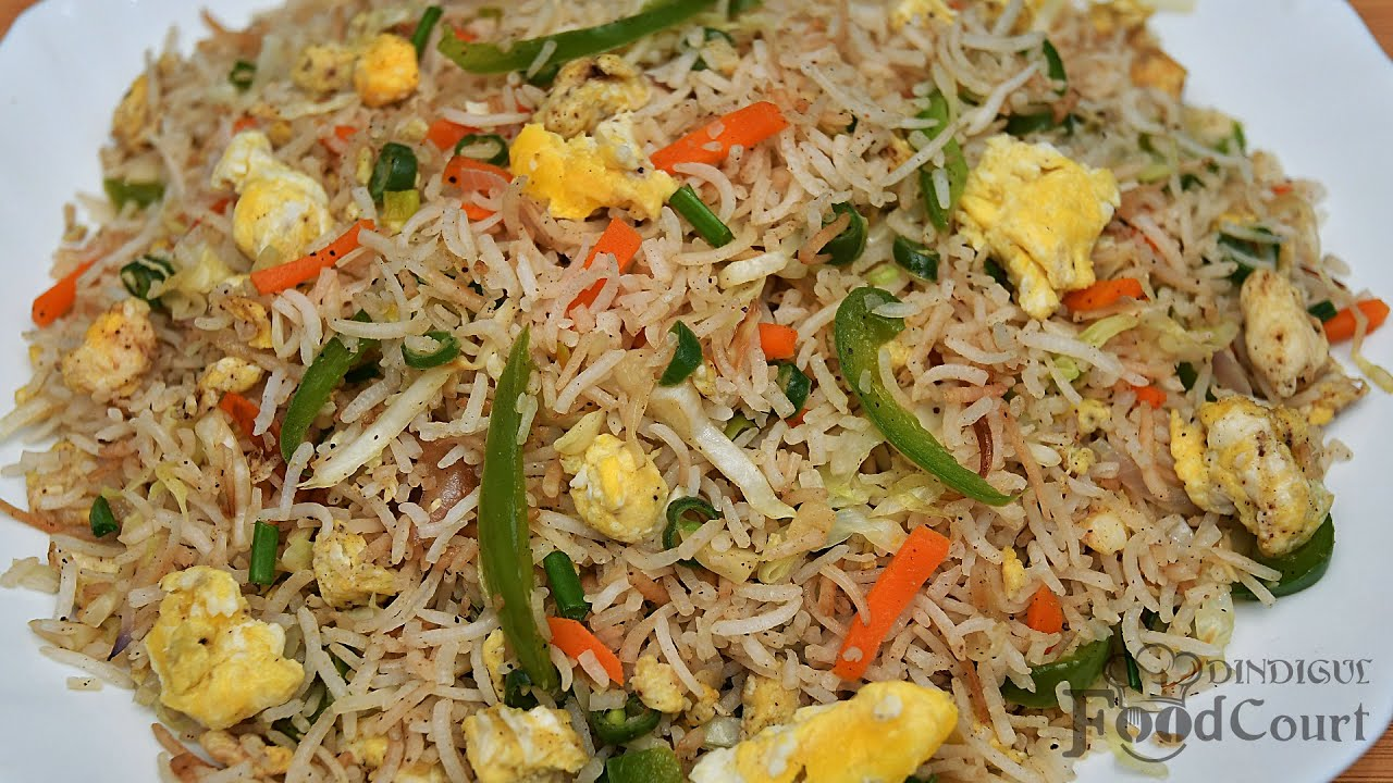 Download Egg Fried Rice Recipe/ Restaurant Style Egg Fried Rice
