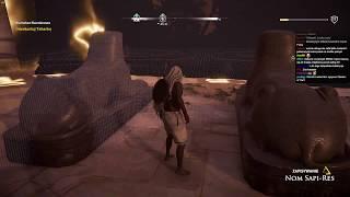 Assassin's Creed Origins: pokojowe rozwiązanie sprawy Skarabeusza