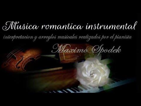 LA MUSICA MAS ROMANTICA INSTRUMENTAL, MAS DE 30 BELLAS MELODIAS, PIANO ROMANTICO, 2 HORAS