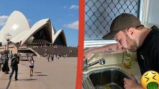 JE N'AURAI JAMAIS DU LANCER CE PARI EN AUSTRALIE...🤮🤮 #Day2