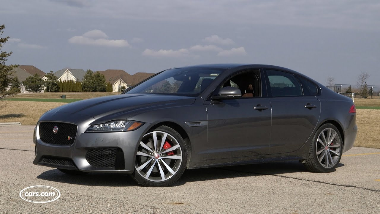 2016 jaguar xf review