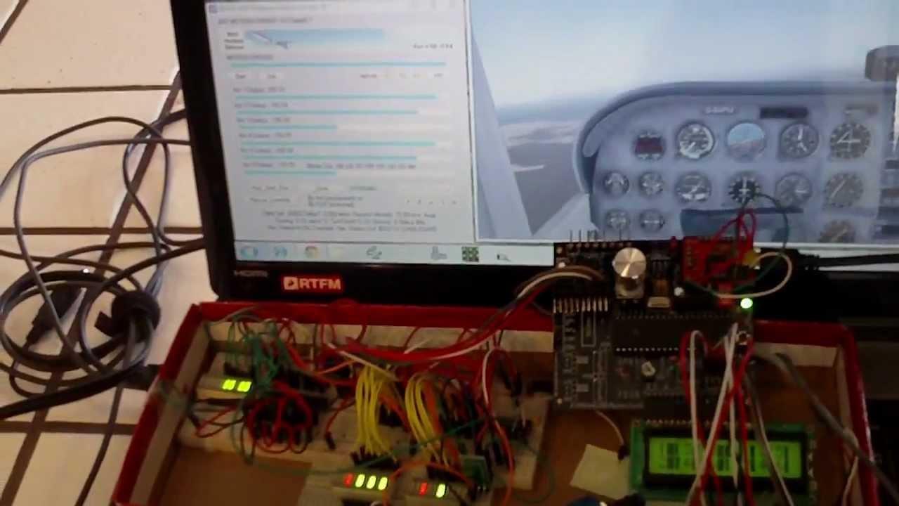 AMC644USB + (6DOF board) working on 6DOF BFF motion software