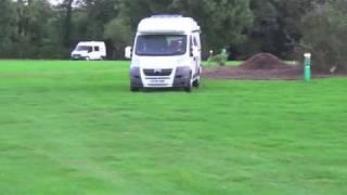 Review - Drove Lea Farm Campsite, Fareham, Hampshire
