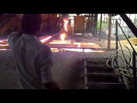 Ferro Alloys plant