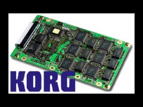 Korg Triton MOSS board (EXB-MOSS) Presets, Pt. 2