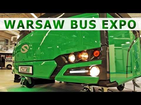 Warsaw Bus Expo 2017 [PL/ENG]