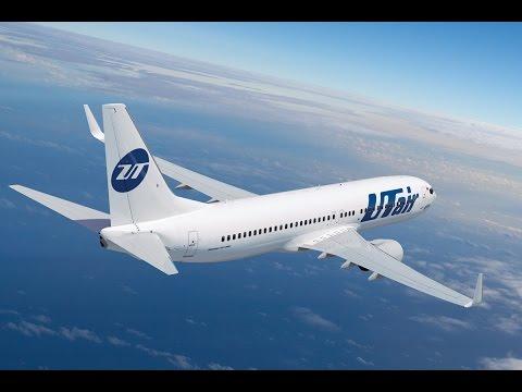 Полет в MFSX на BOEING 737-800 NGX UTair Airlines