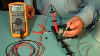 Test Fonctionnel au Gaz et Étalonnage d'un systeme MGS