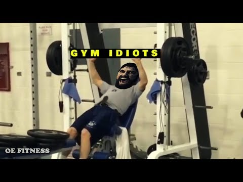 THE ULTIMATE GYM IDIOTS 2020 - NO PAIN NO GAIN