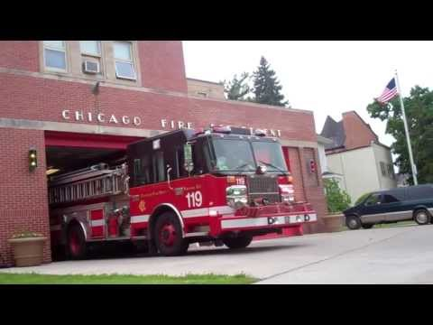 Norwood Park (Chicago) Fire Department Station