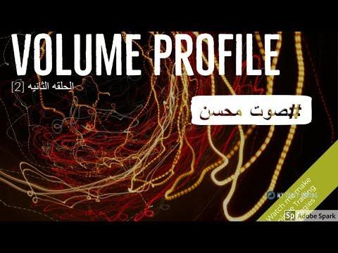شرح دوره مؤشر Volume Profile / FootPrint  /AZV | الحلقه الثانيه |2| (صوت محسن )