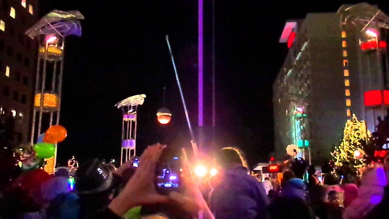 New Year's Eve 2013, Raleigh, North Carolina - YouTube