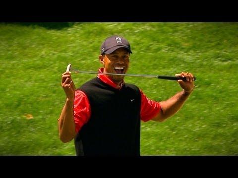 Visionworks INsight: Tiger Woods wins 2013 Arnold Palmer Invitational