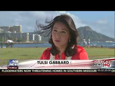 FOX NEWS: Meeting Tulsi Gabbard - The Democratic Congresswoman from Hawaii