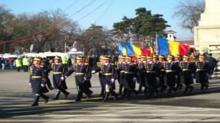 Treceţi batalioane române Carpaţii - Muzica reprezentativă a armatei române - HD