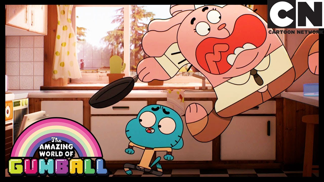Yük | Gumball Türkçe | Çizgi film | Cartoon Network Türkiye