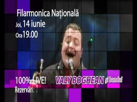 Valy Boghean & band concert