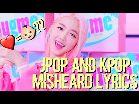 JPOP AND KPOP MISHEARD LYRICS #2