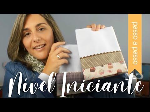 DIY ::: Pano de Prato Rocambole - By Fê Atelier