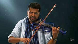 Kanneer poovinte | Balabhaskar Violin | tribute video