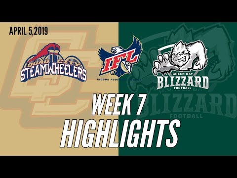 Week 7 Highlights: Quad City at Green Bay